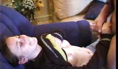 Junge Frau in pornovideos in hd Freunden nach Hause gefickt