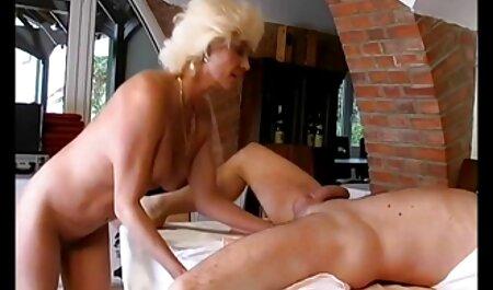 Britische Schlampe Samantha deutsche sexfilme in hd in einer Orgieszene